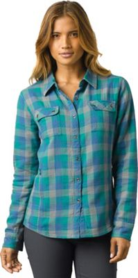 Prana Women's Bridget Lined Shirt