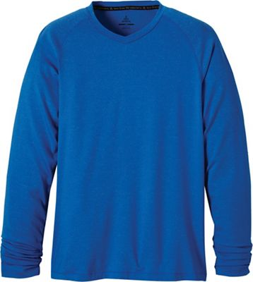 Prana Men's Breaker LS V Neck Top