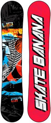 Lib Tech Skate Banana Narrow Snowboard 148 - Men's