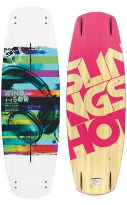 Slingshot Windsor Wakeboard 141 - Men's
