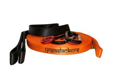 Slackline Industries Yogaslackers E-line Slackline Kit