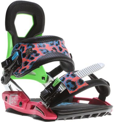 Bent Metal X GNU Snowboard Bindings - Men's