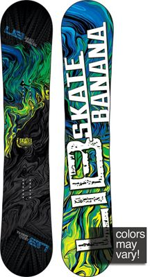 Lib Tech Skate Banana Snowboard 156 - Men's