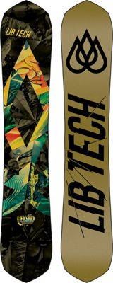 Lib Tech T.Rice Gold Member Fundamental Snowboard 161.5 - Men's