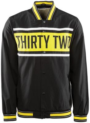 32 Thirty Two Rebate Baseball Jacket - Men's