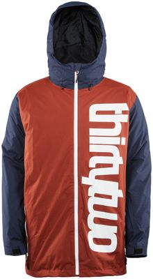 32 Thirty Two Shiloh 2 Insulated Snowboard Jacket - Men's