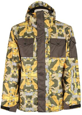 Grenade Sharp Shooter Snowboard Jacket - Men's