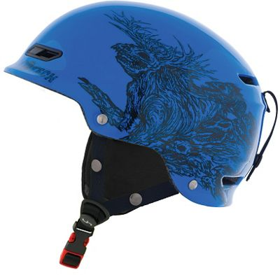 Lib Tech QQ Animal Snowboard Helmet - Men's