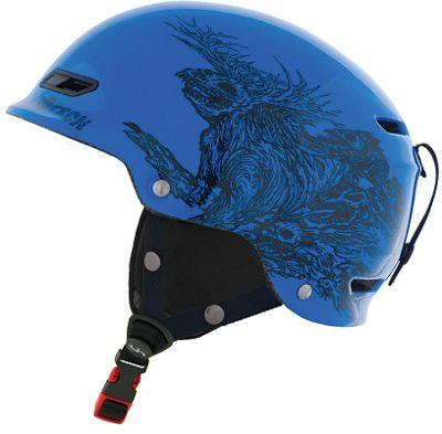 Lib Tech QQ Animal Snowboard Helmet - Men's