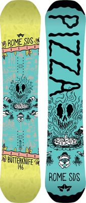 Rome Butter Knife Snowboard - Men's