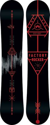 Rome Factory Rocker Blem Snowboard - Men's