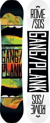 Rome Gang Plank Snowboard - Men's