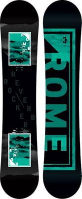 Rome Reverb Rocker Midwide Snowboard - Men's