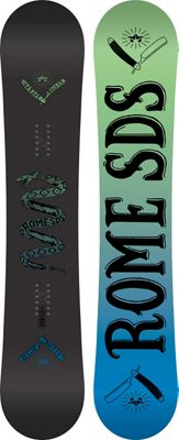 Rome Garage Rocker Blem Snowboard - Men's