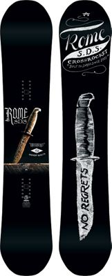Rome Crossrocket Blem Snowboard - Men's