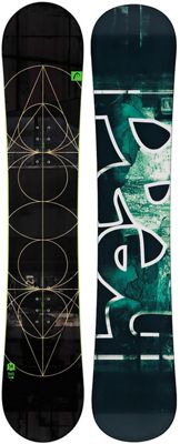 Head True Wide Snowboard 159 - Men's