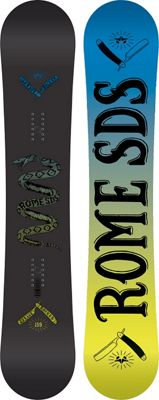 Rome Garage Rocker Snowboard - Men's