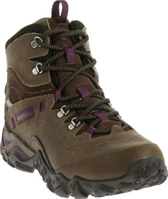 Merrell Women's Chameleon Shift Traveler Mid Waterproof Boot