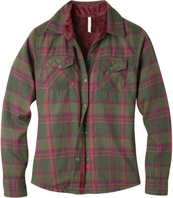 Mountain Khakis Women's Christi Fleece Lined Shirt