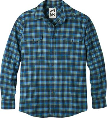 Mountain Khakis Men's Peaks Flannel Shirt