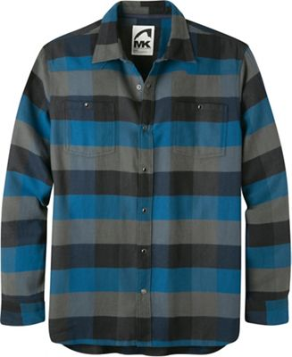 Mountain Khakis Men's Saloon Flannel Shirt