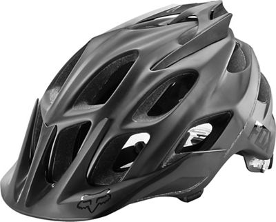 Fox Women's Flux Matte Black Helmet