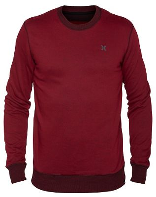 Hurley Dri-Fit Fleece Crew Sweatshirt - Men's