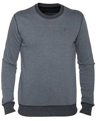 Hurley Dri-Fit Fleece Crew Sweatshirt - Men's