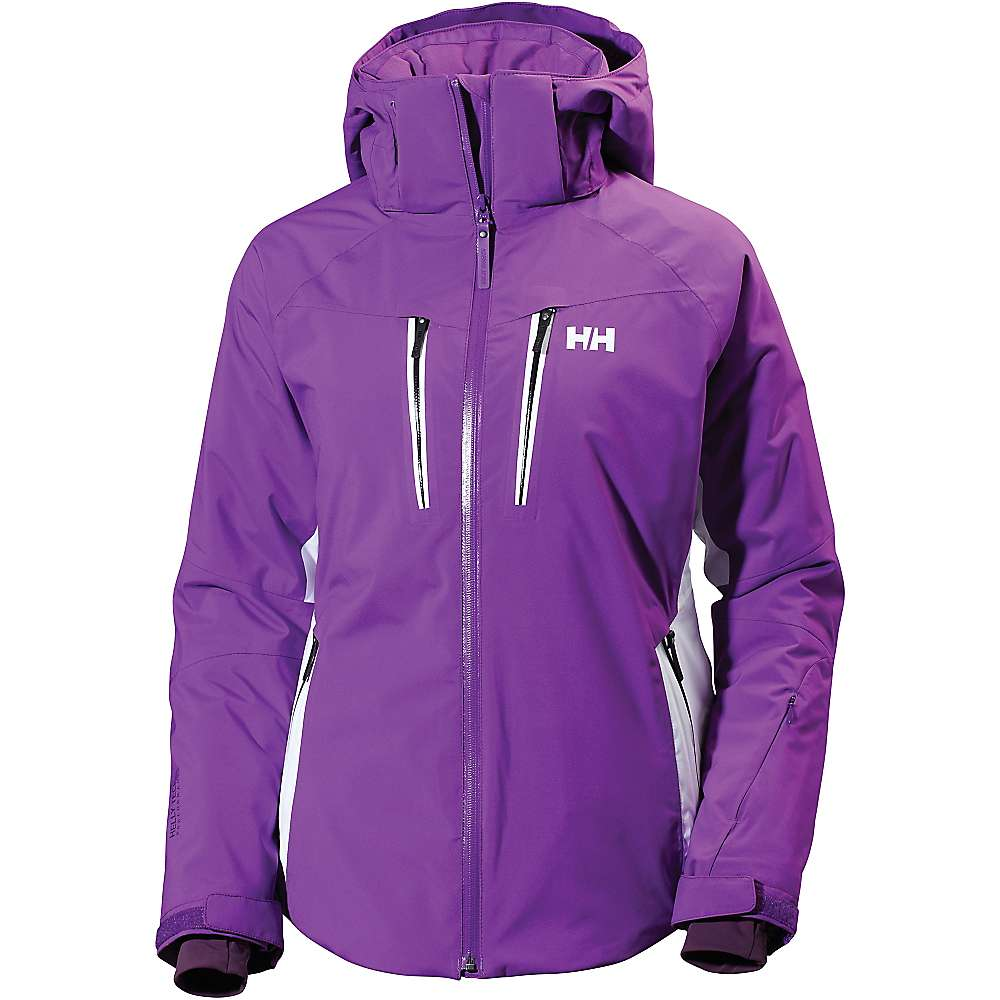 Helly Hansen Women's Motion Stretch Jacket - Small - Sunburned Purple
