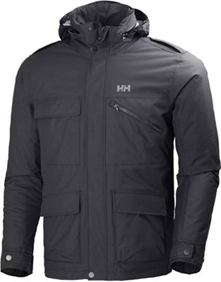 Helly Hansen Men's Universal Moto Insulated Rain Jacket