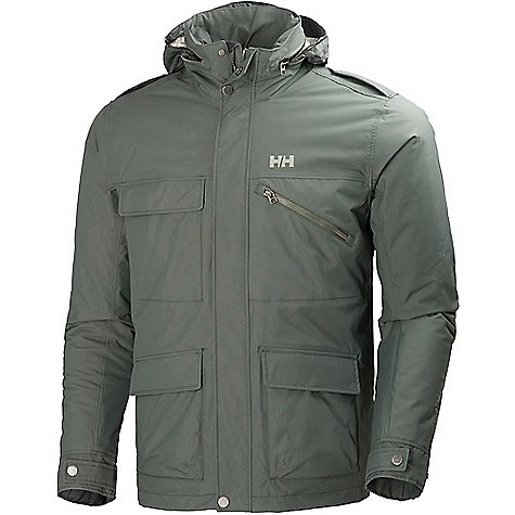 Helly Hansen Men's Universal Moto Insulated Rain Jacket 62471