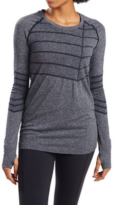 Oiselle Women's Birds of a Feather LS Top