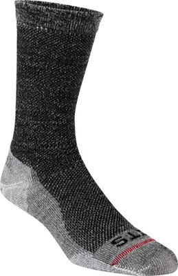 Fits Men's Light Expedition Rugged Crew Sock