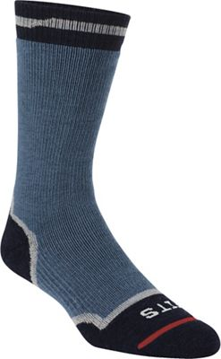 Fits Men's Medium Hiker Crew Sock