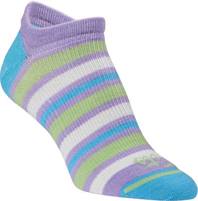 Fits Women's Ultra Light Runner No Show Sock