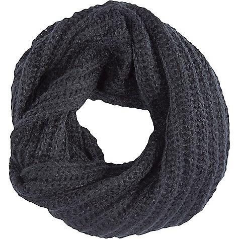 Pistil Women's Frenchi Infinity Scarf Black