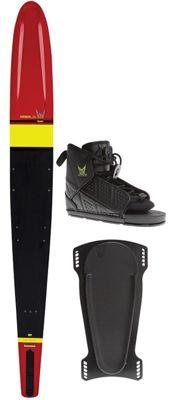 HO TX Slalom Ski 69in w/ Freemax Front (7-11)/Adj RTP Rear Bindings - Men's