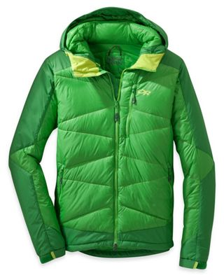 Outdoor Research Men's Diode Hooded Jacket