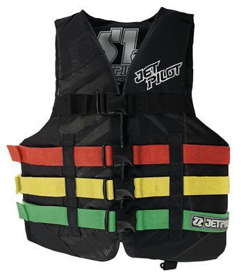 Jet Pilot S1 Nylon CGA Wakeboard Vest - Men's