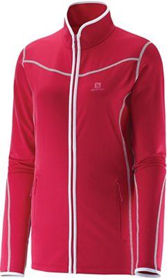 Salomon Women's Atlantis Full Zip Jacket