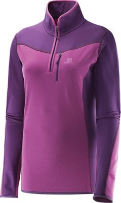 Salomon Women's Atlantis Half Zip Jacket