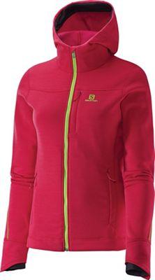Salomon Women's BC Smartskin Midlayer Jacket