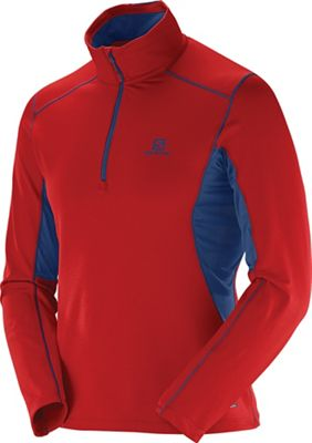 Salomon Men's Discovery Active Half Zip Jacket