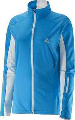 Salomon Women's Equipe Softshell Jacket