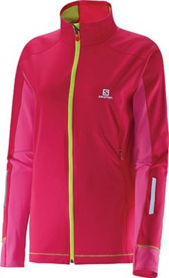 Salomon Women's Equipe Softshell Jacket