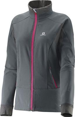 Salomon Women's Momentum Softshell Jacket