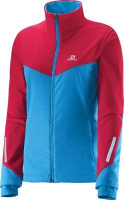 Salomon Women's Pulse Softshell Jacket