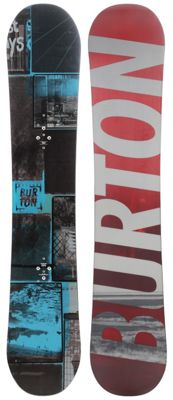 Burton Process 3D Snowboard 152 - Men's
