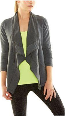 lucy Women's Studio Flow Wrap Jacket