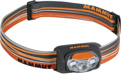Mammut T-Peak Head Lamp